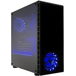 NITROPC - PC Gamer VX *Rebajas de octubre* (CPU Quad-core 4 x 3,40Ghz, T. Gráfica Nvidia Geforce GTX 1050 Ti 4GB GDDR5, Hdd 1TB, Ram 16GB, Windows 10 de 64 bits preliminar) + WIFI de regalo. pc gamer, pc gaming, pc para juegos, ordenador juegos