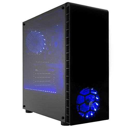 NITROPC - PC Gamer VX *Rebajas de marzo* (CPU Quad-core 4 x 3,40Ghz, T. Gráfica Nvidia Geforce GTX 1050 3GB GDDR5, SSD 240GB, Hdd 1TB, Ram 8GB) + WIFI