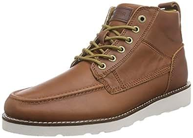 Quiksilver Aqyb700007-xccw Sheffield M Boot Xccw, Bottes Classiques Homme - Multicolore (xccw Brown/brown/white), 40 EU