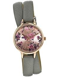 Kahuna Womens Analogue Classic Quartz Watch with PU Strap KLS-0328L 520f0f72ac78