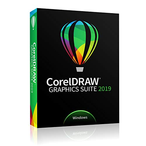 COREL CorelDRAW Graphics Suite 2019 Upgrade CZ/PL Windows Slim-Case