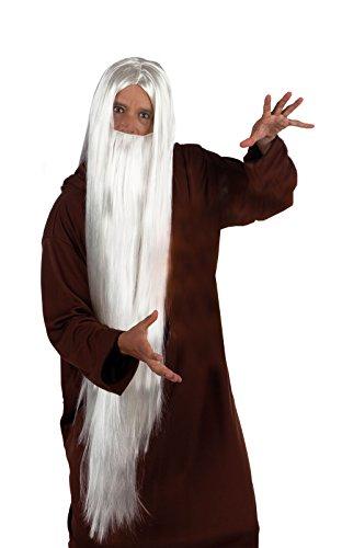 Boland Peluca y barba de mago para hombre