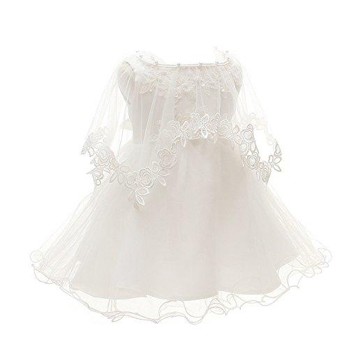 Baby Mädchen Prinzessin Kleid Festzug Babybekleidung(0-12 Monate)