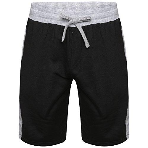 0b2ac0a029e ON FLEEK TREND - Pantalón corto - para hombre negro negro 46