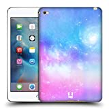 Head Case Designs Blau Galaxie Pastell Soft Gel Hülle für iPad Mini 4