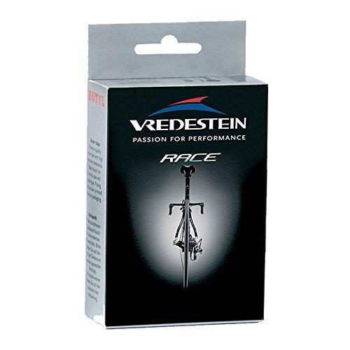 Vredestein Fahrradschlauch Race Presta 50 700X20-25C/20/25-622, schwarz, 28, FA003935002