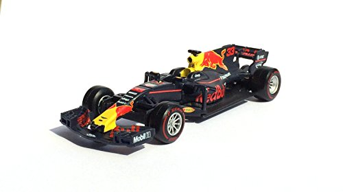 Bburago 1:43 - Red Bull Racing TAG Heuer RB13 #33 Max Verstappen 2017