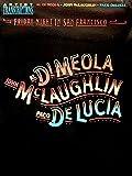 FRIDAY NIGHT IN SAN FRANCISCO - arrangiert für Gitarre [Noten / Sheetmusic] Komponist: MEOLA AL DI + MCLAUGHLIN + LUCIA