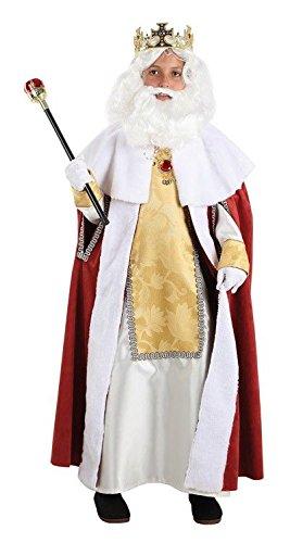 Imagen de disfraz rey mago melchor  único, 9 a 11 años