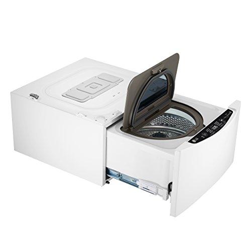 LG f8K5x N3integriertem Ladekabel Premium 2kg weiß Waschmaschine–Waschmaschinen (Ladekabel, integriertem Premium, weiß, oben, LED, 80°)