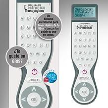 That Company Called If 98802 - Diccionario electrónico marcapáginas, español, monolingüe, color gris