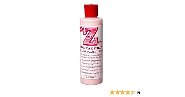 Zaino Z 2 Pro Show Car Polish Auto