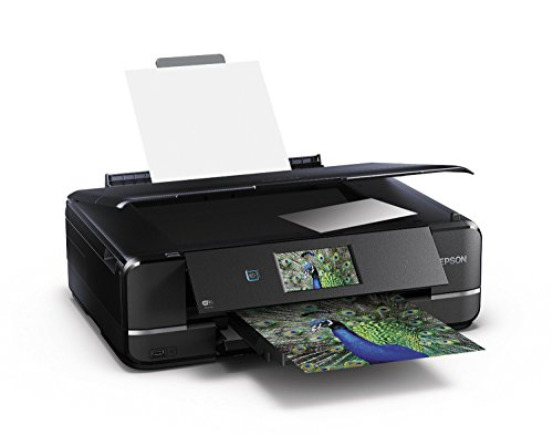 Epson Expression Photo XP-960 A3 All-in-One Printer + Extra Full Set Of Original Epson Inks (Black 240, C,M,Y,LC,LM 360 Pages)