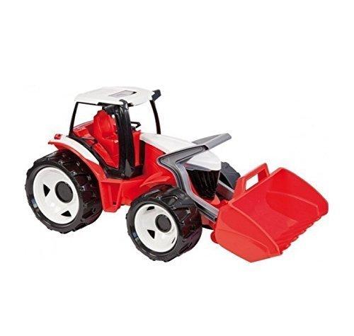 Lena 2055 - Starke Riesen Traktor mit Frontlader rot