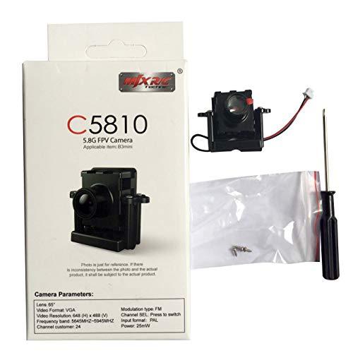 MJX C5810 5.8G FPV cámara WiFi para MJX Bugs 3 Mini RC sin escobillas Quadcopter Drone