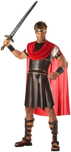 Guard Kostüm Roman - Hercules Deluxe Adult Costume - Large