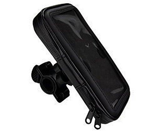 Wasserfeste Handy Fahrrad Motorrad Halterung für Apple iPhone 8 | iPhone 7 | iPhone 6 Outdoor Navi Halter Smartphone Tasche Case best-4sale