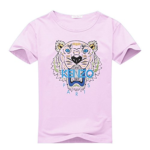 new-kenzo-for-2016-womens-printed-short-sleeve-tops-t-shirts
