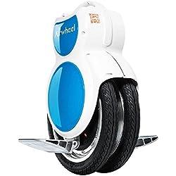 Monociclo eléctrico Airwheel - Doble rueda Q6 azul