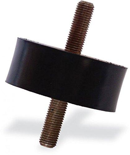 Schwingelement SE 3 - 70x38 mm/2xM10 - mit beidseitigem Gewinde
