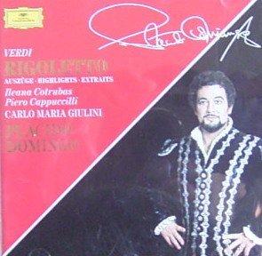 Preisvergleich Produktbild Verdi: Rigoletto (Auszug)