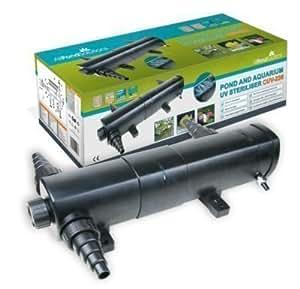 All Pond solutions CUV-236 Stérilisateur de Bassin pour Aquariophilie UV 36 W
