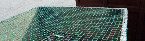 Kerbl 37262 Abdecknetz 30 mm Maschenweite / 1.8 mm Materialstärke, 2.5 x 3 m