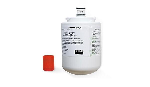 Smeg Kühlschrank Wasserfilter : Smeg echtem kühlschrank gefrierschrank interne wasserfilter: amazon