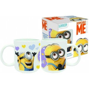 Minions Tazza in ceramica I only have eyes for you Scatolata