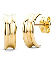 Miore Damen-Ohrhänger 585 Gelbgold - MA4026E