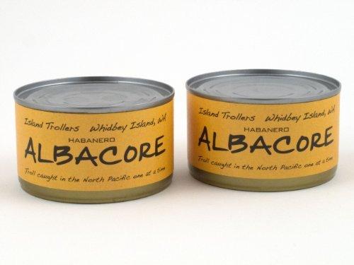 albacore-tuna-troll-caught-dolphin-safe-sashimi-grade-north-pacific-pack-of-2-habanero-212-g-75-oz-e
