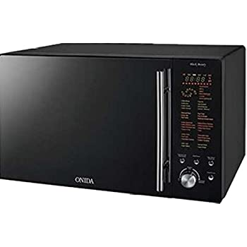 Onida 25 L Convection Microwave Oven (MO25CJS25B, Black)