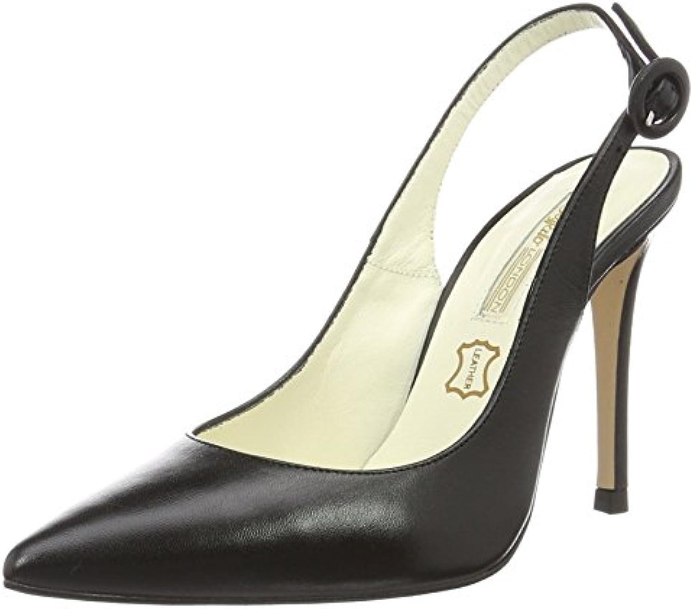 Buffalo Damen 12596-351 Kid Pumps 2018 Letztes Modell  Mode Schuhe Billig Online-Verkauf