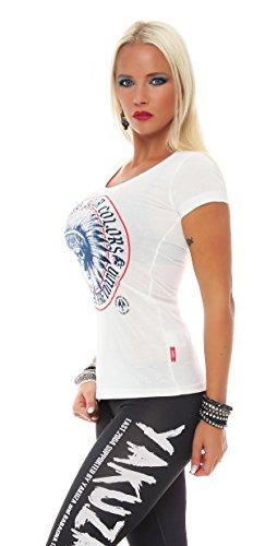 Yakuza Premium Damen T-Shirt GS-2135 Natur