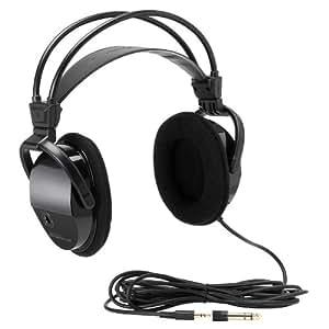 Pioneer SE-M390 Geschlossener Stereo-Kopfhörer (1500 mW, 105 dB, 32 Ohm) schwarz