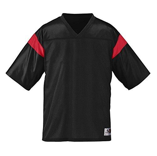 Augusta 253Erwachsene Sportswear Pep Rally Jersey schwarz/Red