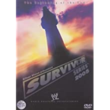 Coverbild: WWE - Survivor Series 2005