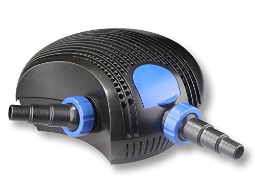 SunSun CTF-12000 SuperECO Bachlaufpumpe Filterpumpe 12000l/h 100W