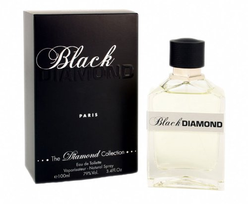Eau de toilette Black Diamond - Diamond Collection
