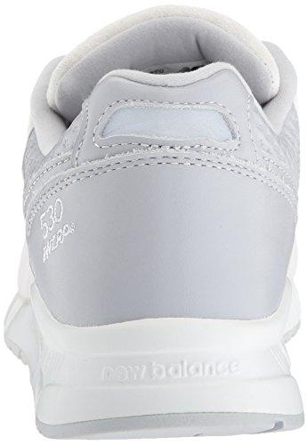 New Balance M530, Bottes Classiques Homme Gris (Grey)