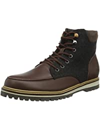 Montbard Boot, Mens Cold Lined Classic Boots Short Length Lacoste