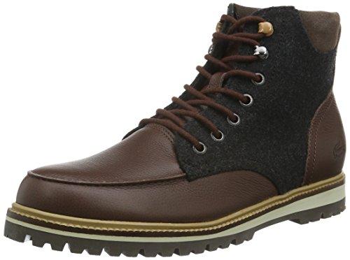 Lacoste Montbard Boot 316 2, Bottes Classiques homme Marron - Braun (DK BRW 176)