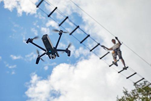Parrot Anafi Base Drone con Videocamera HDR 4K con Gimbal con Inclinazione a 180°, Nero - 18