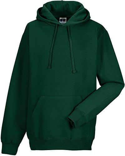 Russell Collection Kapuzen-Sweatshirt R-575M-0 M,Bottle Green