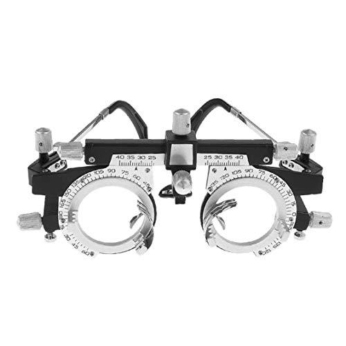 Einstellbare Professionelle Eyewear Optometrie Metallrahmen Optische Optik Optiker Versuchslinse Metallrahmen PD Brillen ZubehörRone Leben Rone Leben