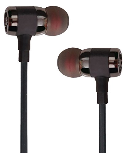 Jkobi HD Sound Earphones Headset Compatible For Oppo R1 R829 -Black  available at amazon for Rs.270