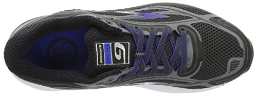 Brooks Dyad 9, Chaussures de Running Compétition Homme Gris (Asphaltelectric Brooks Blue B 1d038)