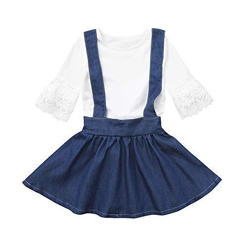 Fenverk Sommerkleider Kinderbekleidung Party Kleid Babykleidung Prinzessin Kleid Junge Mädchen...
