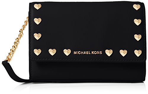 41KOrLumXpL - Michael Kors Damen Ruby Clutch, 5x12x18 centimeters