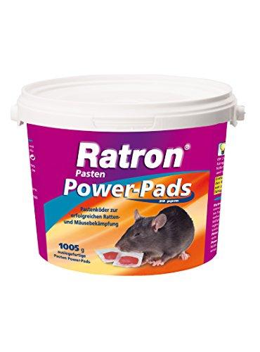 Frunax Ratron Pasten Power-Pads - 67 x 15 g